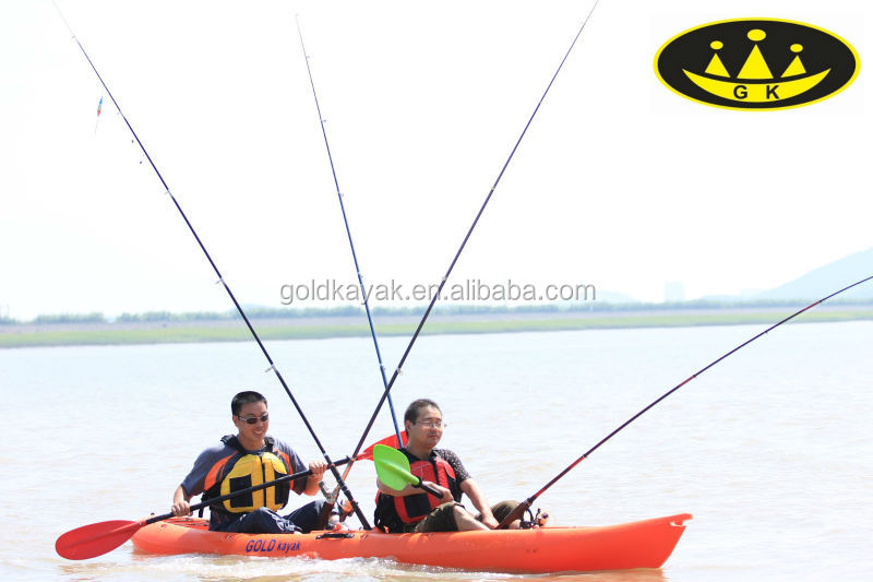 Instant get how to make a plastic kayak distance for Double fishing kayak