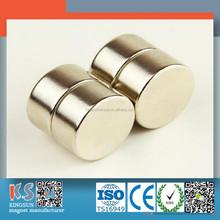 Zn/ Nickel /Gold/ Epoxy /Plated Neodymium Magnet