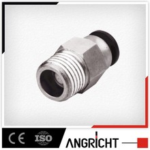 A305 China high quality threaded copper pipe fitting flow stop valve