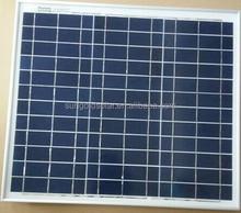 30W 18V Poly Solar modules Solar Panels Factory