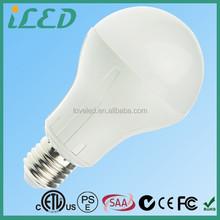 6000-6500K Cool White 1150lm 100V 110V A70 13W Downlight LED Bulb E27 Globe Opal White