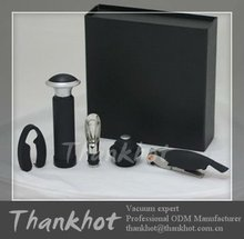 2012 TOP NEW Wine accessory promotional gift Factory price