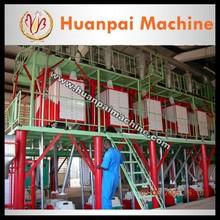 overseas installation service corn flour mill corn flour machine maize flour mill