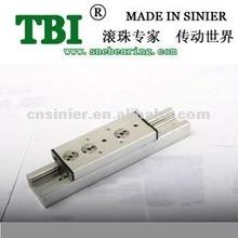 TBI linear motion ball slide unit SG 15N by zhe jiang senior guide co. ,ltd