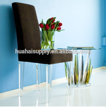 acrylic hig-quality living room chair with cushion furnitures