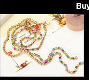 Браслет-цепь Neoglory jewelry Neoglory & 4
