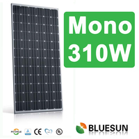China good price mono 310w 320W solar panel 36V with CE TUV UL certificate