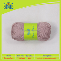 factory direct sale good material blended bamboo wool from Shanghai