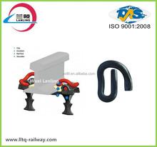 Rail clip type e2091 for Thaniland railway