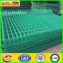 PVC coated wire mesh fence (factory , ISO9001:2008)