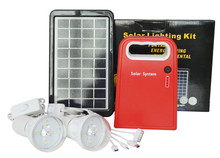Various styles 3w solar system for home and office air conditioner computer