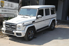 Latest G65 AMG SMC A-style body kits for Mercedes G550 (W463)