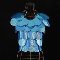 ds costumes new DJ singer dazzling sequined costumes modern dance