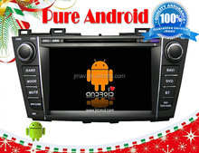 Pure Android 4.2 car dvd player gps for MAZDA 5 (2012) RDS,Telephone book,AUX IN,GPS,WIFI,3G,Built-in wifi dongle