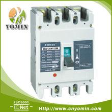 Manufacturer 100A 4 POLE Electric MCCB Circuit Breaker CDSM1-225M/4P-100