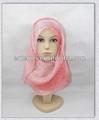 2014 caliente de los estados árabes hijab musulmán bufanda/caliente jilbab abaya hijab musulmán