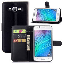 China Manufacturer Various colors for samsung galaxy j7 leather case best service