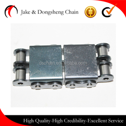 Zhejiang yongkang DSC Top tray simplex/duplex conveyor chains