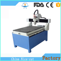 China manufacturer sale desktop cnc router NC-B6090 small wood carving machine