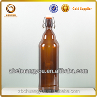 wholesale 1L swing top giant glass bottles