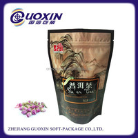 OEM manufacture plastic bag zip lock packaging
