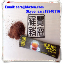 Extract energy drink pure natural tea powder