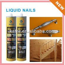 All purpose liquid nail latex superior adhesion,weather resistance,waterproof