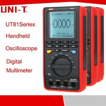 UT81 Digital Scope Meter Multimeter Tester 8MHZ BW 40MSa/s USB PC Software Tool