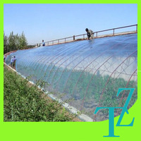 waterproof transparetn hay cover agricultural film