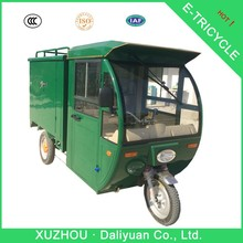 electric cargo 3 wheel pickup 3 wheel van