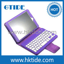 tablet leather keyboard case abs bluetooth keyboard case for samsung galaxy note