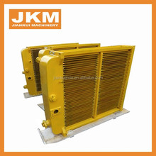 100% Aluminum Hydraulic Oil Cooler with Fan for heavy equipment