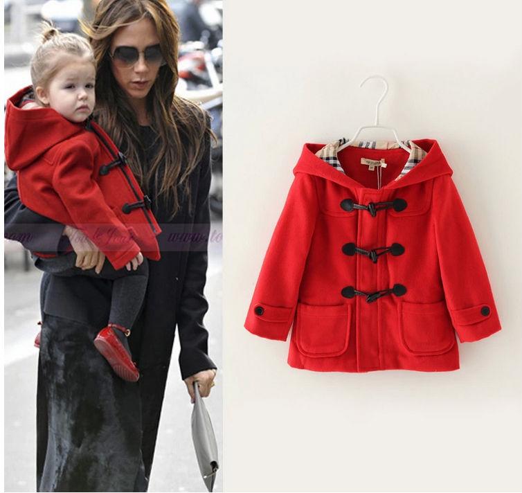Детям - Верхняя одежда - Пальто драповое - Пальто драповое.