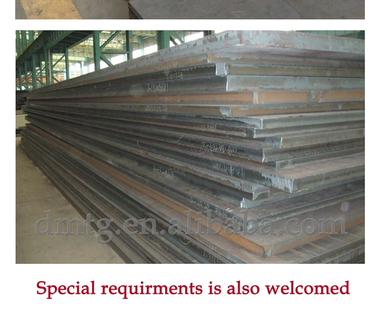 China Supplier With Competitive Price of Mild Steel Plate