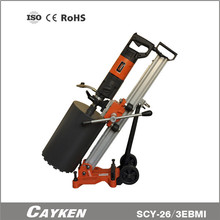 Angle Adjustable Stand Hold Concrete Core Cutting Drilling Machine SCY-26/3EBMI