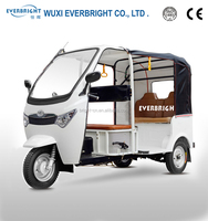 new electric tricycle for passenger made in china