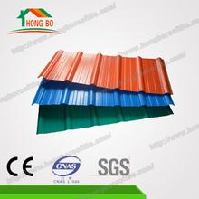techo plastica acanalada de larga duracion con fina resistencia al corrosion