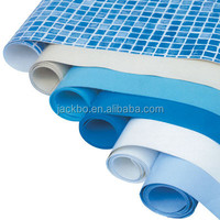 Make in China Best price customized print high quality swimming pool plastic liner