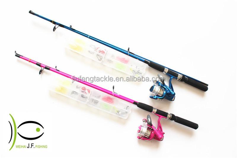 2016 wholesale light action fishing rod with led flashing for Light action fishing rod