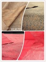 china supplier imitation leather fabric for sofa