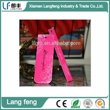 Custom clothing tags / hang tag / garment hangtag
