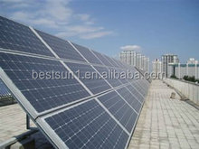 Commercial CE TUV proved BFS-25KW 3 Phase high quality 1kw solar power system