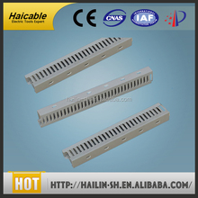 heat-resistingup to 85 degrees cable trunking/network cable trunking