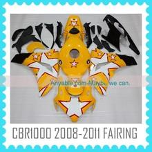 Aftermarket custom Fairings For HONDA CBR1000RR 2008 2009 2010 2011