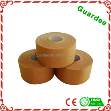 China manufactory sporting goods Ankle Strap 50mm athletic Rigid Sports Tape