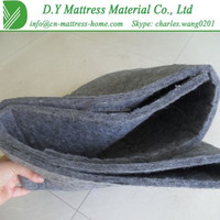 Factory price non woven recycle material felt