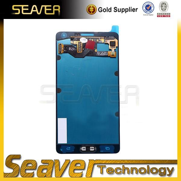 sullo schermo del telefono mobile per samsung galaxy a7 screen lcd montaggio bianco e nero
