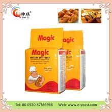 high sugar qualities of a yeast bread