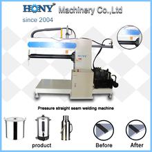 hydraulic welded seam flattening machine/smoothing