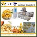 Eficiente chino arroz inflado cereales línea de procesamiento, máquina de snacks, snacks línea de procesamiento